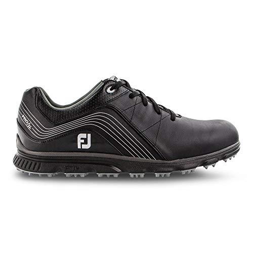 Footjoy Herren Pro/Sl Golfschuhe im Vorjahresstil, Schwarz (schwarz), 48 EU