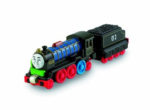 Fisher Price - R9617 - Vehicule Miniature Premier Age - Thomas Le Petit Train - Locomotive Patchwork Hiro
