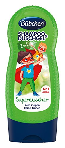 Bübchen KIDS Shampoo & Shower Super douche, 230 ml
