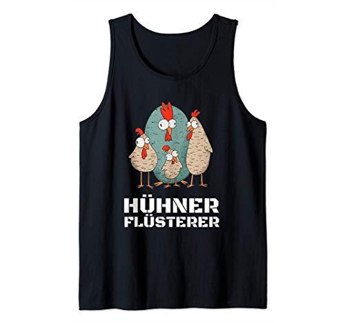 Hühnerflüsterer & Hühner: Für Hühnerhalter & Hühnerflüsterer Tank Top