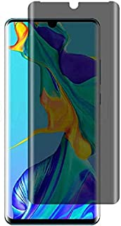 Al-HuTrusHi Huawei P30 Pro Privacy Screen Protector, Anti-Spy Tempered Glass Film, [Case Friendly] [Bubble-Free] [Anti-Scr...