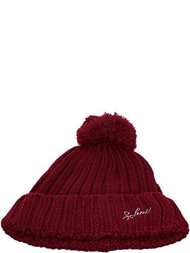Schott Bonnet homme Schott ref_jaj41819 rouge