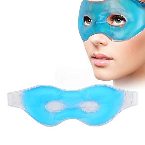 Masque rafraîchissant pour les yeux, anti-fatigue...