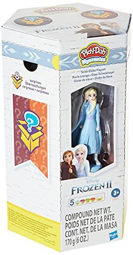 Play-Doh Mysteries Disney Frozen 2 Sneeuwbol Speelset Verrassingsspeelgoed met 5 niet-giftige Play-Doh-kleuren