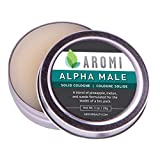 Alpha Male Solid Cologne | Fresh, Fruity Fragrance for Men, Vegan, Cruelty-free | 1.0 ounce