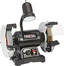 Ironton 8in. Variable Speed Benchtop Grinder - 3/4 HP, 2,000-3,400 RPM