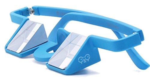Y&Y Vertical Y&Y Plasfun Sicherungsbrille, blau