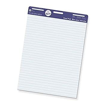 Pacon PAC3386-A1 1  Ruled Easel Pad  50 Sheets  27  x 34