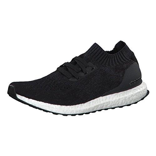 adidas Ultraboost Uncaged, Zapatillas de Entrenamiento Hombre, Gris (Carbon/Core Black/Grey Three 0), 44 EU