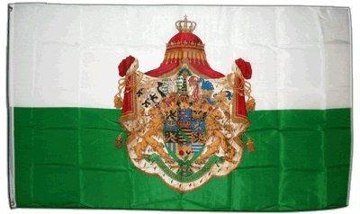 Flagge Deutschland Königreich Sachsen 1806-1918 - 90 x 150 cm