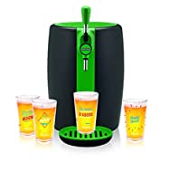 Système pression pour la maison parce qu'elle conserve les fûts pression compatibles BeerTender (Heineken, Pelforth, Desperados....) dans des conditions optimales, ce modèle de machine à bière vous apporte la   d'une qualité de pression parfaite et u...