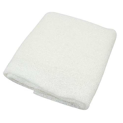JLIKA Newborn Photography Props Baby Photo Prop Stretch Rayon Wrap Cheesecloth (Off White)