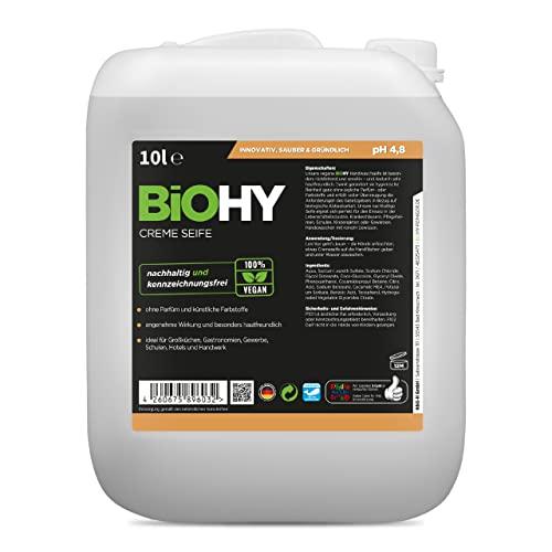 BiOHY -   Creme Seife (10l