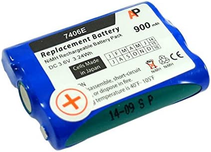 Artisan Power Replacement Battery for Nortel T7406E Phone: 900 mAh.
