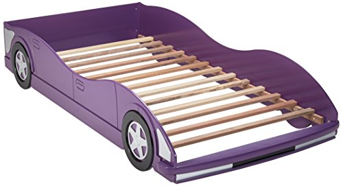 Red Kids 4004-R Youth Race Car Bed