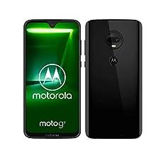 moto g7 Dual-SIM Smartphone (6,2 Zoll Display, 12-MP-Dual-Kamera, 64GB/4GB, Android 9.0) Ceramic Black [Exklusiv bei Amazon]©Amazon