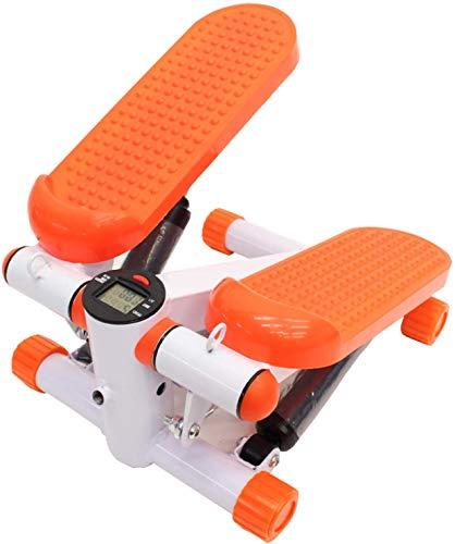 ステッパー 踏み台 デジタルカウンター付き 負荷調節機能 [自宅で有酸素運動] 健康ステッパー 健康器具 運動器具 男女兼用 フィットネス 筋トレ用 足踏み エクササイズ ダイエット 静音 美尻 美脚 i001