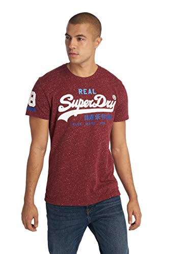 Superdry Vintage Logo Tri tee Camiseta de Tirantes para Hombre