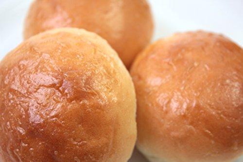 阿古屋製パン【手作り無塩バターロールS 24個セット】無塩・低トランス脂肪酸対策済みの体にやさしいパン