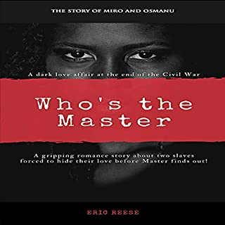 Who's the Master audiobook cover art
