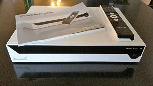 Unitymedia HD Box Echostar HDC-601 DER, HDTV Kabel Festplatten Recorder mit 320 GB Festplatte