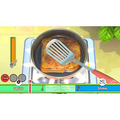 Cooking Mama Cookstar NSW (Nintendo Switch)