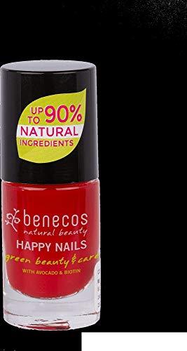 benecos benecos Nail Polish vintage red (2 x 5 ml)