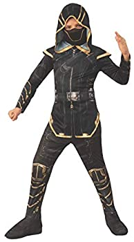 Rubie s Marvel Avengers  Endgame Child s Hawkeye  as Ronin  Costume & Mask Small