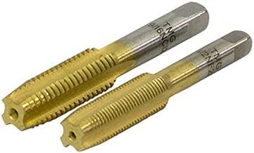 Mibro 382291 Fractional Plug Tap, 1/2-20 NF and 9/16-12 NC