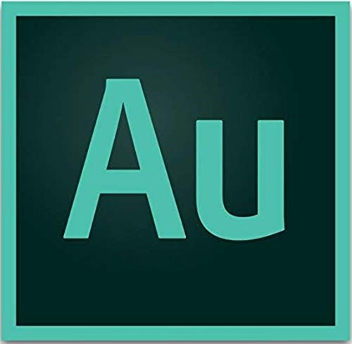 Adobe Audition | Audio recording, editing, and mixing software | 12-month Subscription with auto-renewal, PC/Mac