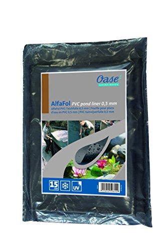 Oase AlfaFol schwarz Pre-Packed 0,5mm / 6x6m Folie