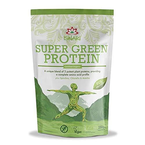 Iswari Super Green Protein 250g