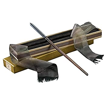 The Noble Collection Draco Malfoy s Wand with Ollivander s Wand Box