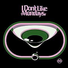 I Don't Like Mondays.「馬鹿」のCDジャケット