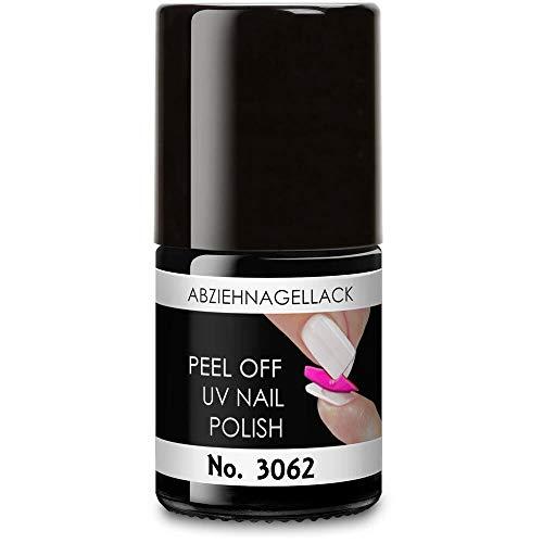 Peel Off - Nagellack zum Abziehen Farbe Deep-Black