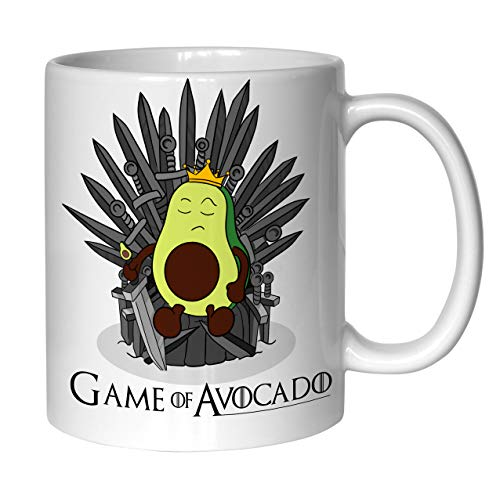 Taza Game of Avocados - Aguacate Store