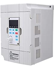 VFD AC 220V 1.5KW, HAJ220-A1.5KW una sola frase a variador de frecuencia variable trifásico, convertidor de frecuencia universal, variador controlador de variador, con control PWM V/F para motor
