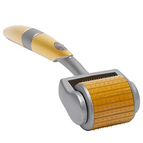 Derma Roller Nadel Instrument für Gesicht, Klinikpflege, Behandlungslösung 540 Titan-Mikronadeln, 1,0 mm