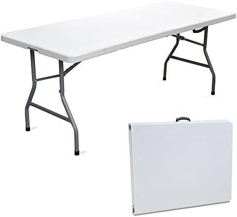 Tavoli In Resina Pieghevoli.Tavolo Tavolino Pieghevole Sagra Giardino Fiera Mercato Pic Nic