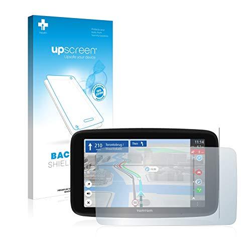 upscreen Protector Pantalla Compatible con Tomtom GO Discover 6' Película Protectora Antibacteriana