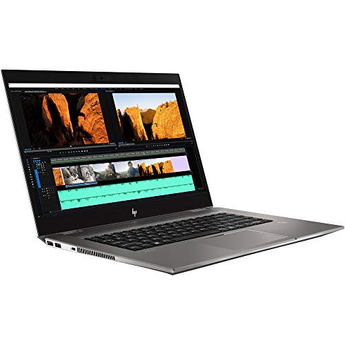 "2020 HP Zbook Studio G5 15.6"" FHD (1920x1080) Mobile Workstation Laptop (Intel Six-Core i7-8850H, 32GB DDR4 RAM, 2TB PCIe M.2 SSD) Backlit, 2 x Type-C Thunderbolt 3, Windows 10 Pro"