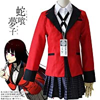 (ABC-cos )狂赌の渊コスプレ服蛇喰梦子コスプレ衣装女校服