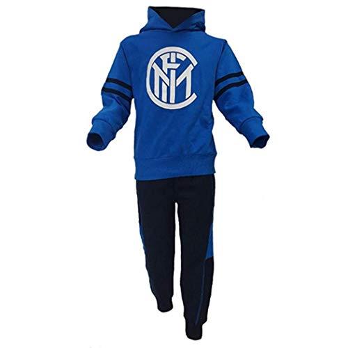 ARNETTA Tuta Bimbo Inter Calcio Abbigliamento FC Internazionale PS 27885-4 Anni