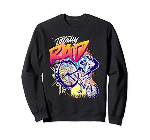 Totalmente Rad anni '80 BMX Bike Boys Felpa