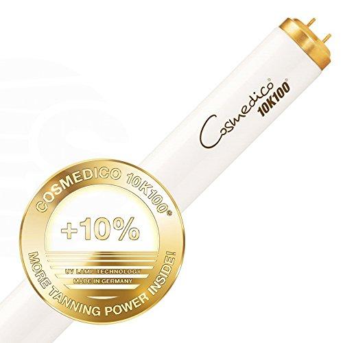 Lampara Solarium Bronceado Tubo Fluorescente RAYOS UVA COSMEDICO 30636 Cosmofit 100W-R