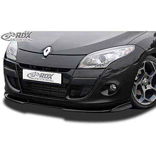 Bester der welt Frontspoiler RDX VARIO-X Megane 3 Coupé / Cabrio / CC (-2012) Vorderkante,…