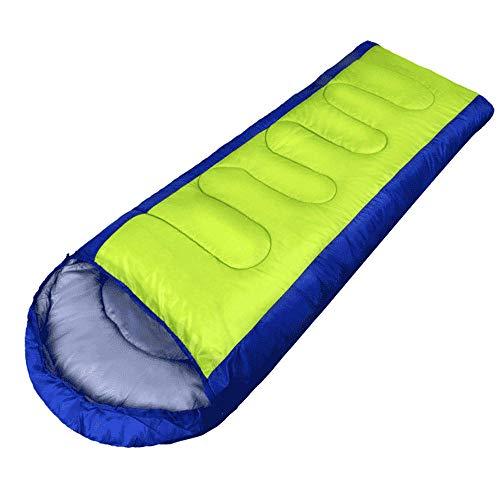Compacte 4-seizoenen slaapzak Lichtgewicht & Warm 100% Katoen Holle Fiber Ideaal voor volwassenen en kinderen Outdoor Camping Trekking Outdoor Activiteiten