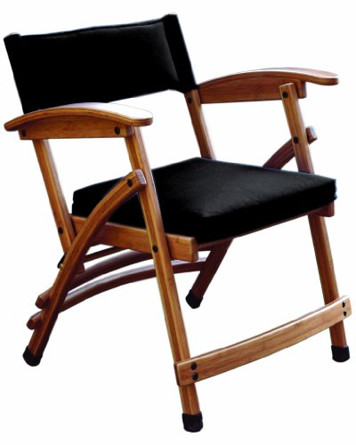 Hollywood Totally Bamboo Deluxe Director Chair