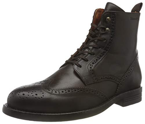 Marc O'Polo Herren 00725926302149 Oxford-Stiefel, 790 Dark Brown,42 EU