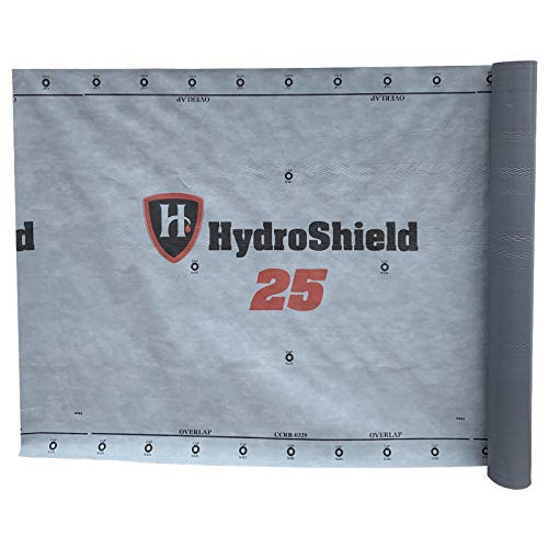 powerful HydroShield 25 years of comprehensive single role